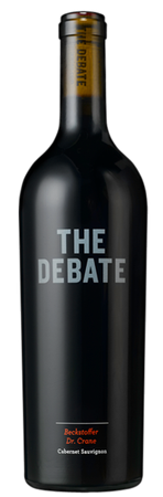 2015 The Debate, Dr. Crane